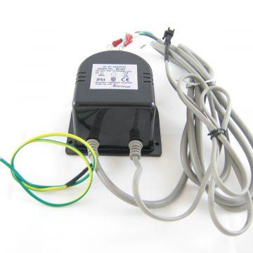 Boitier électronique pour panneau de contrôle