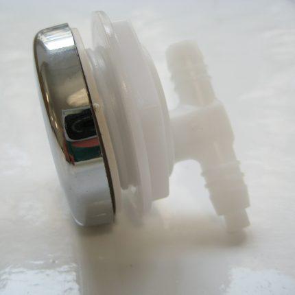 Buse hydromassante anticalcaire de fin de circuit