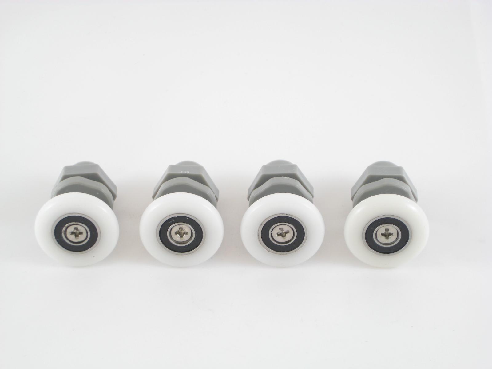 Roulette de diamètre 26mm (par lot de 4 roulettes).