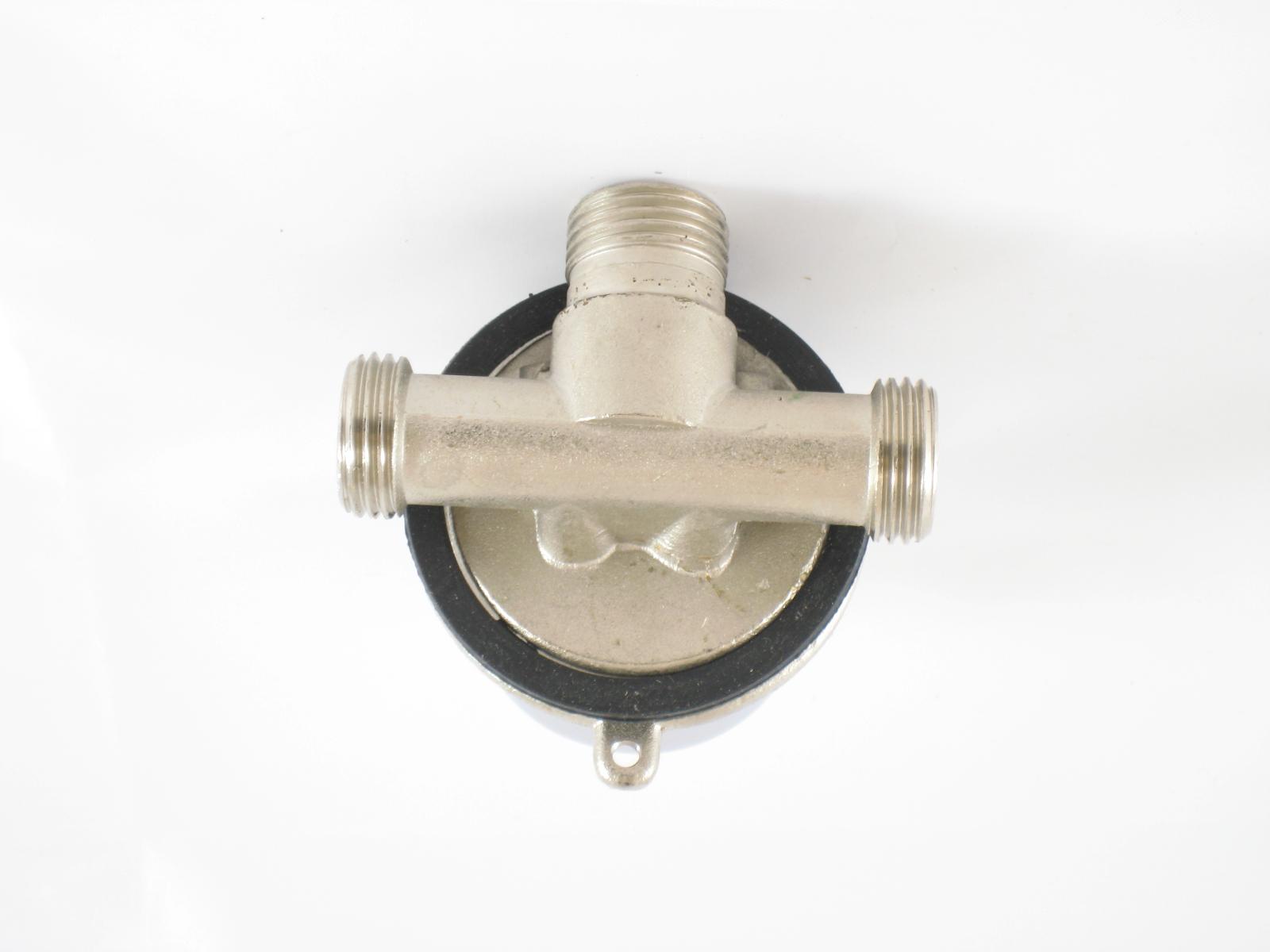 Robinet mitigeur douche mécanique sans inverseur