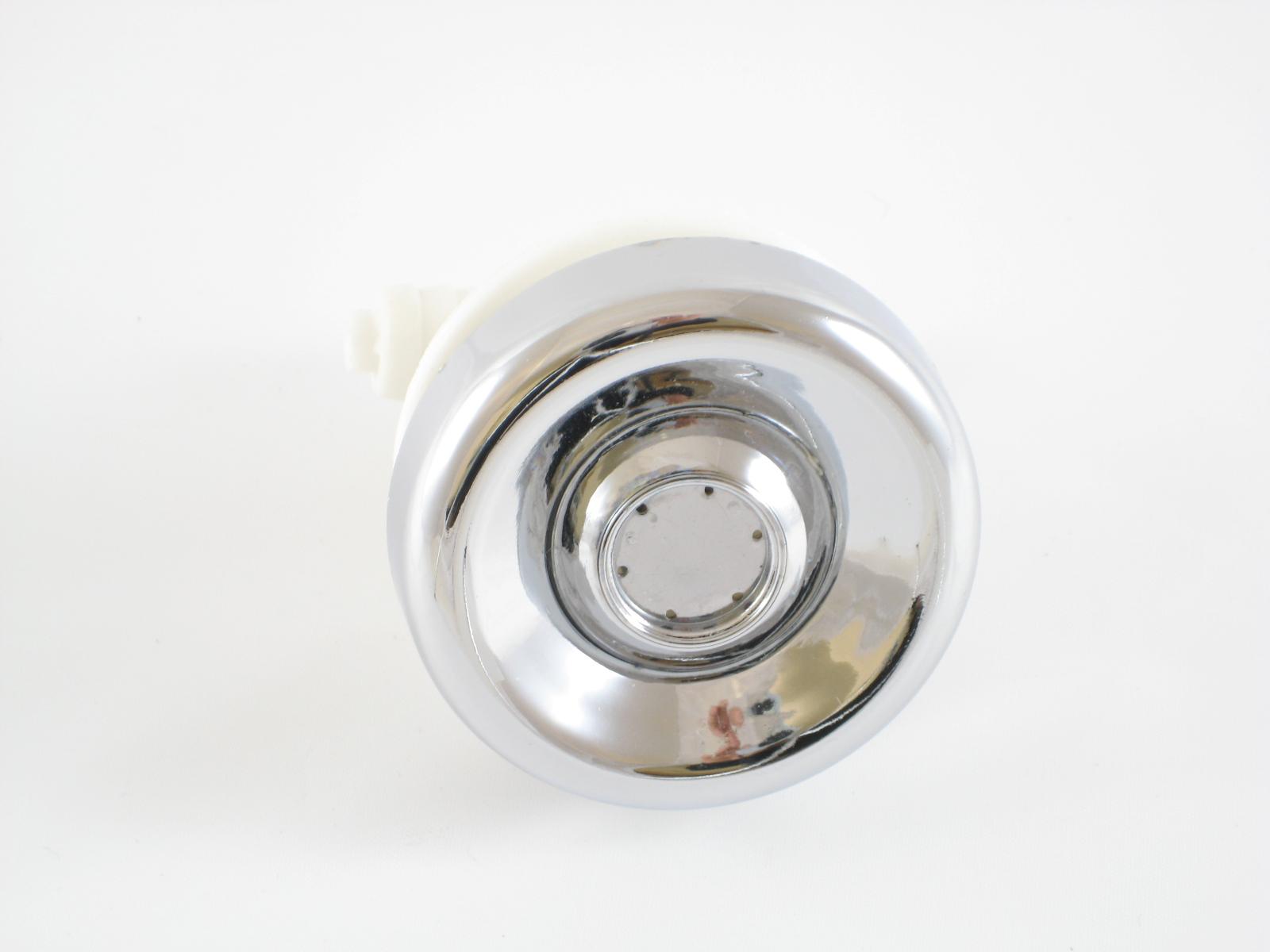 Buse de fin de circuit de diamètre 36mm et à tête chrome