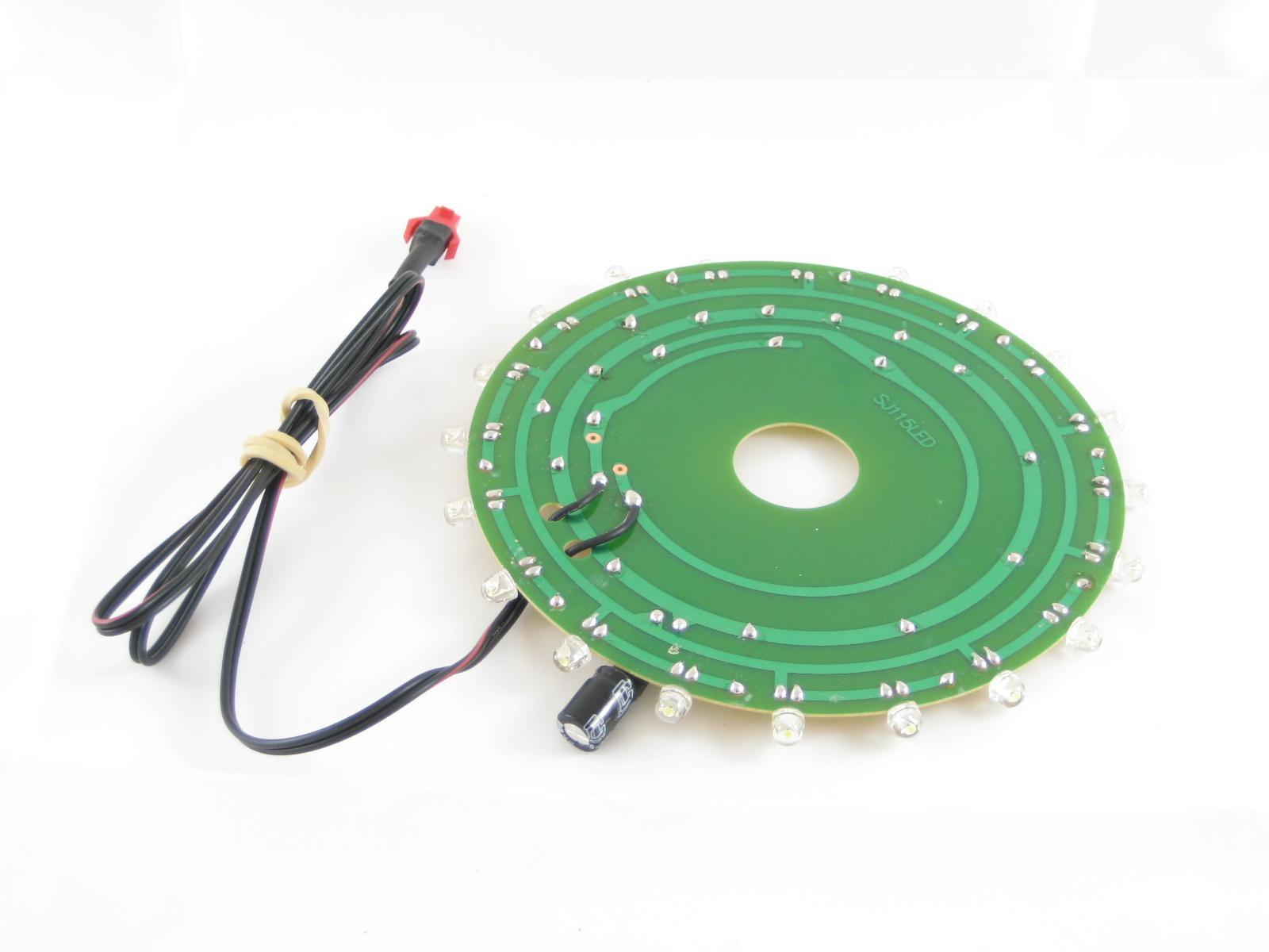 Platine de diode diamètre 11,5cm pour douche de tête