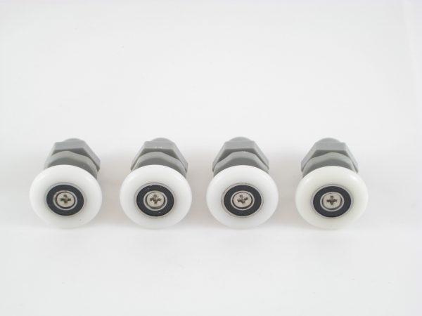 Roulette de diamètre 23mm (par lot de 4 roulettes).