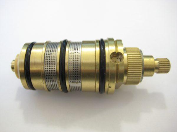 Cartouche thermostatique en métal pour mitigeur de diamètre 3,4cm