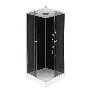 Cabine de douche carrée 90x90x215cm - RAVEN SQUARE