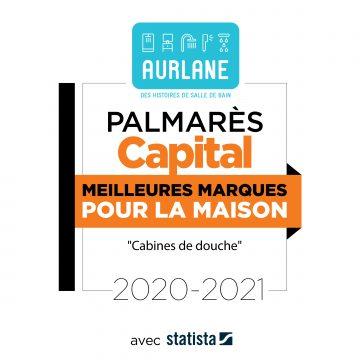 PAROI PORTE DE DOUCHE COULISSANTE + RETOUR 120X80cm - RAILROAD CHROMED 120 FRONT-80
